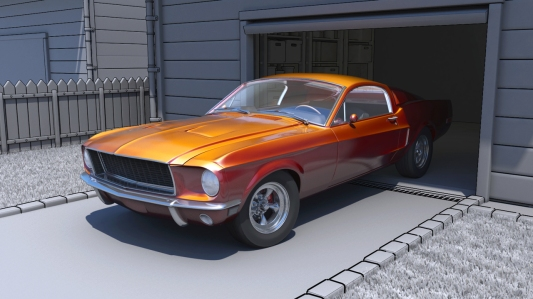 Mustang_Christoph_Schoell